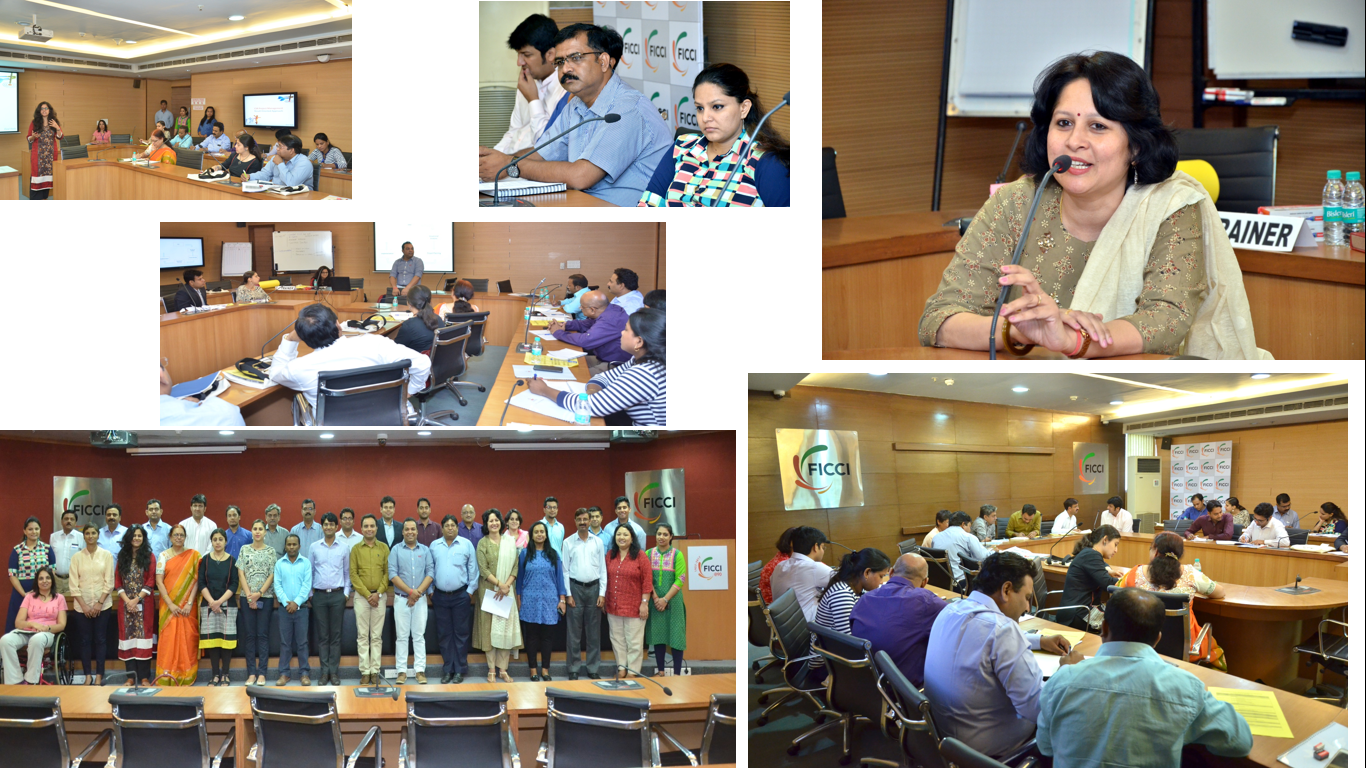 Days Training Program on Result Based CSR Project Management - April 2017